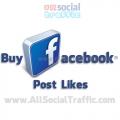 Buy Facebook Post Likes Cheap