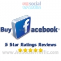 Buy Real Facebook Fan Page 5 Star Ratings Reviews