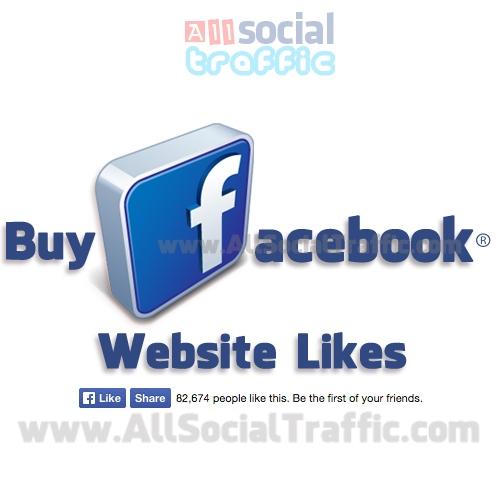 Buy Website Facebook Likes