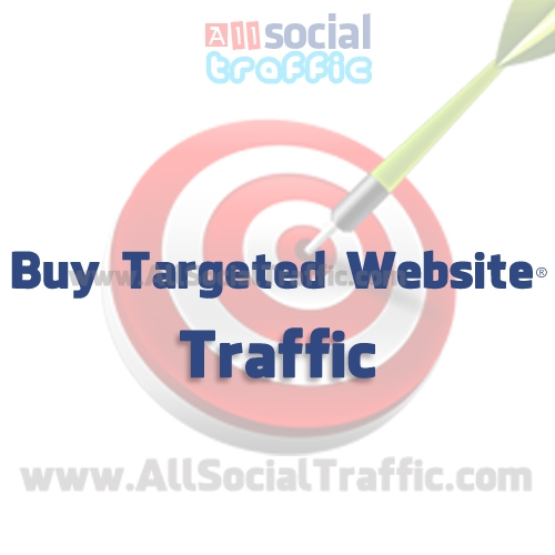 Buy Targeted Website Traffic