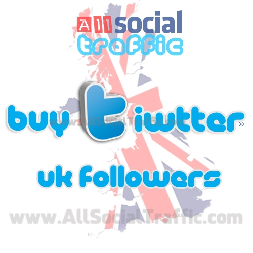 Buy UK Twitter Followers