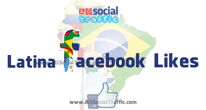 How can I get real South American and Latin American Facebook Likes?