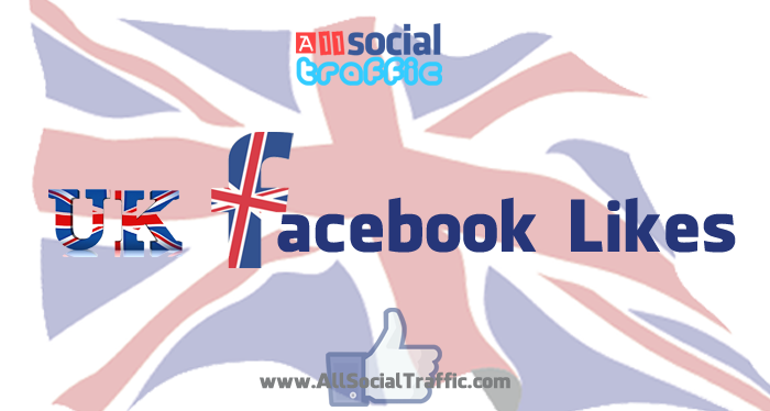 How to Get Real UK Facebook Page Likes