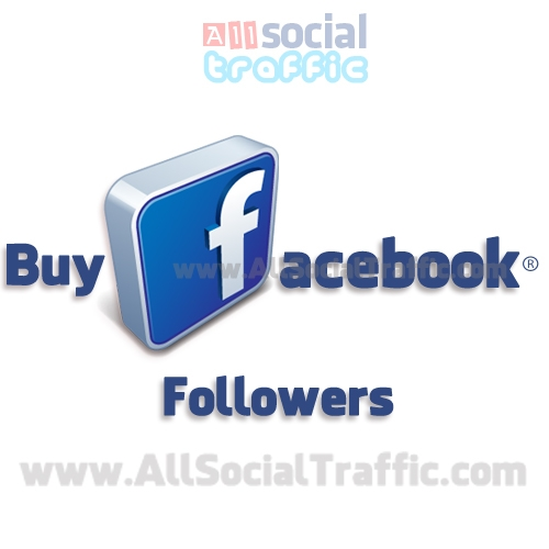 Buy Cheap Facebook Followers
