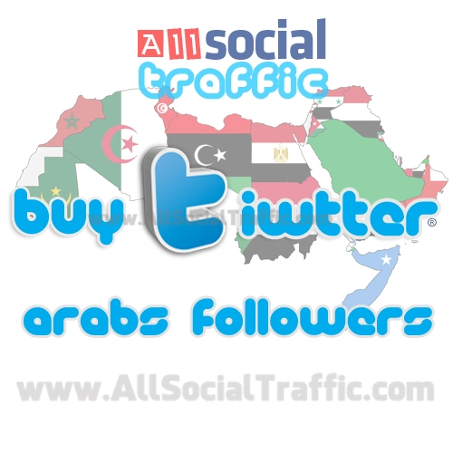 Buy Arab Twitter Followers